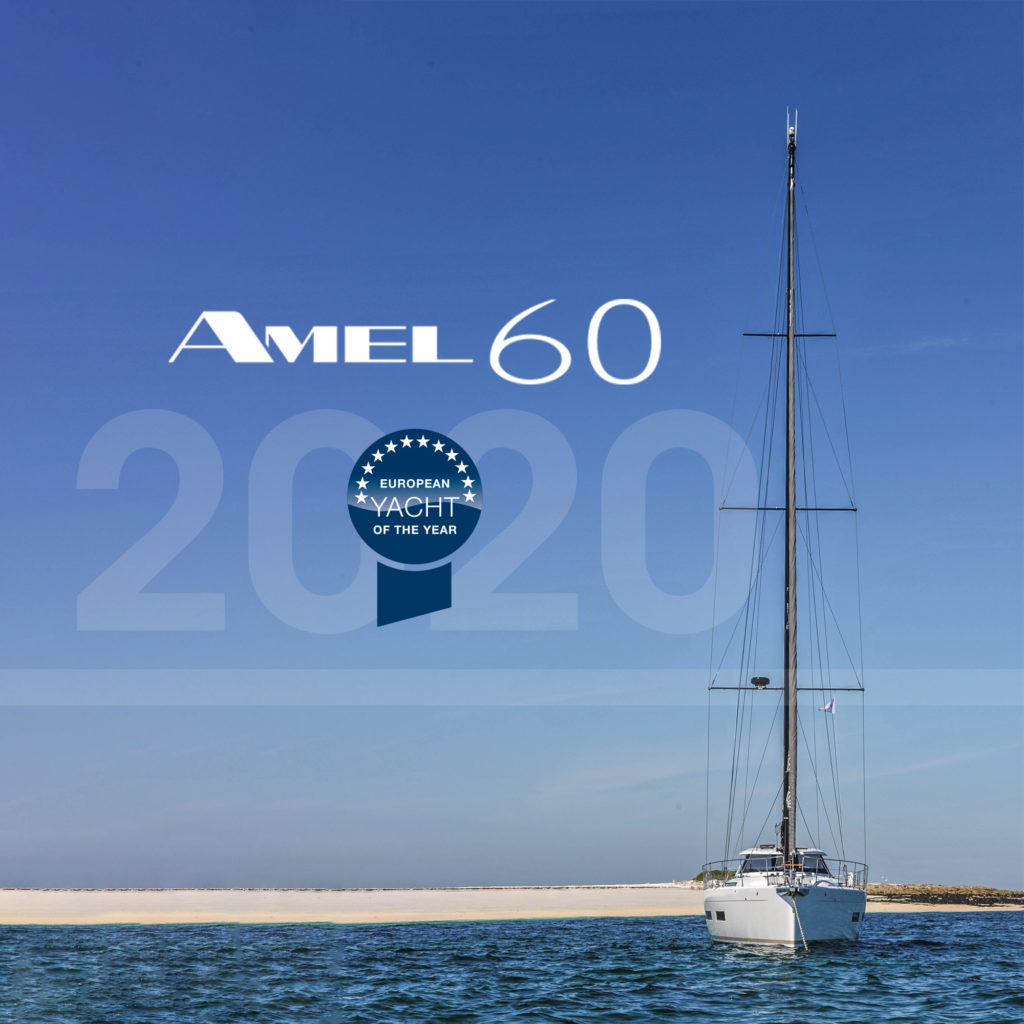AMEL 60 European Yacht of the Year